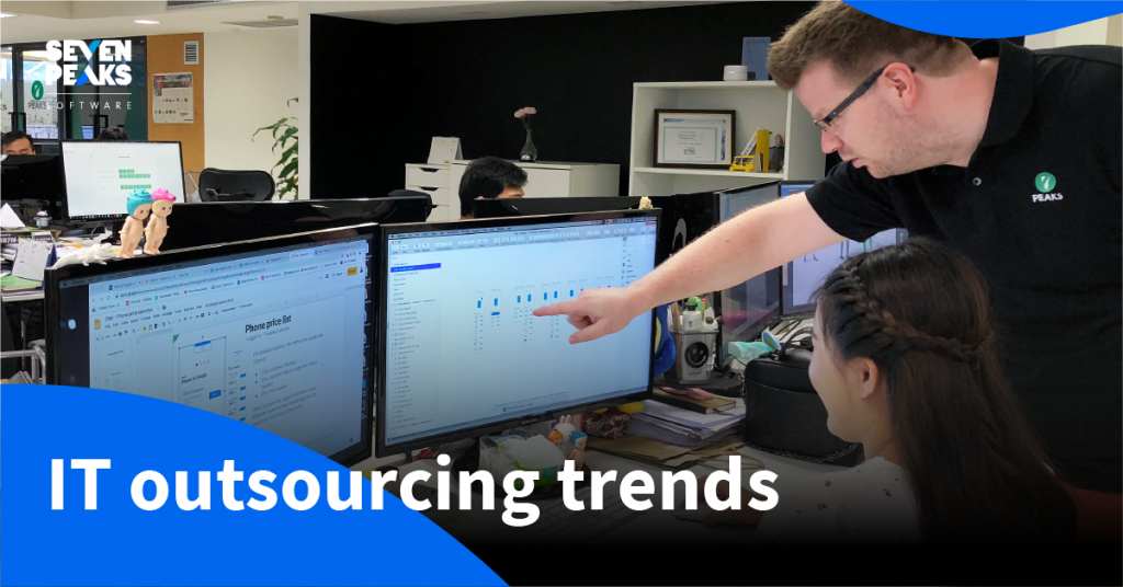 IT outsourcing trends in Thailand