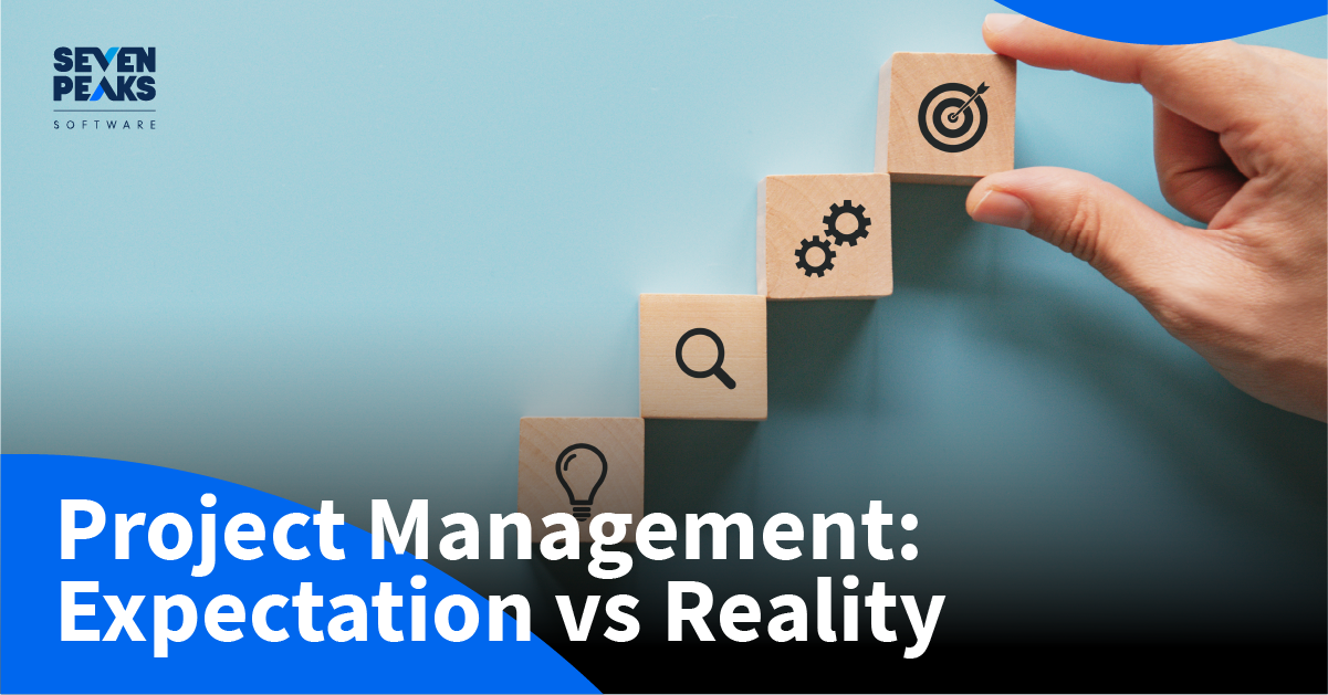 Project management process: expectation vs reality