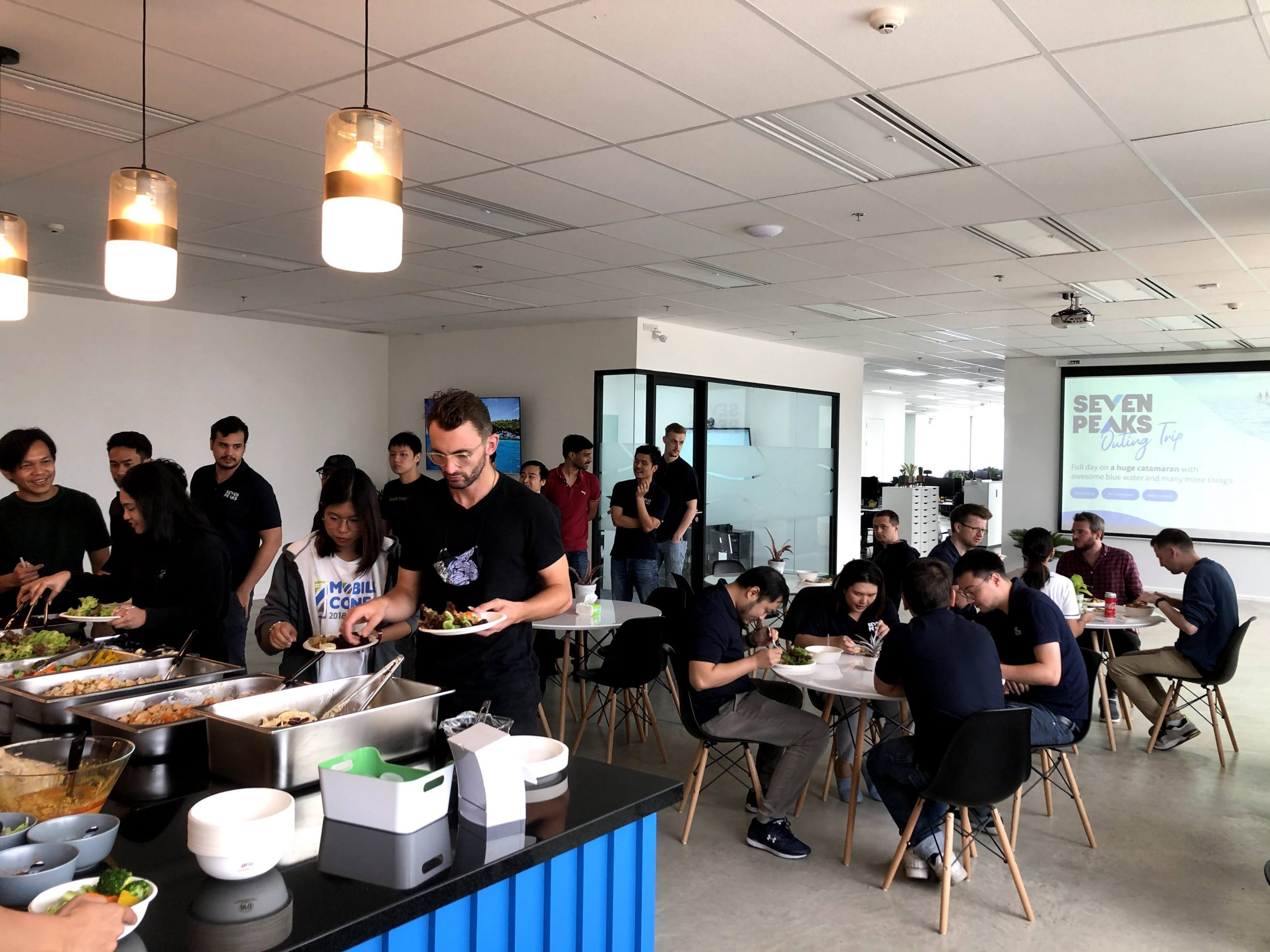 IT jobs in Thailand at Seven Peaks Software