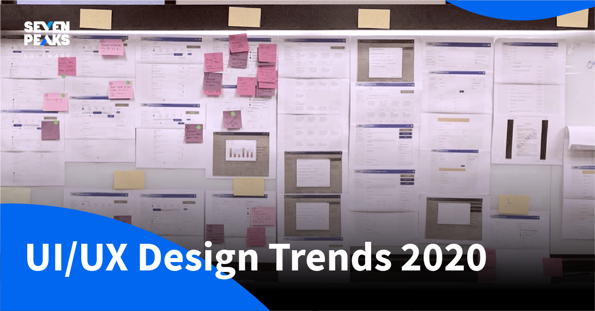 Our guide to UI/UX design: trends to look out for in 2021