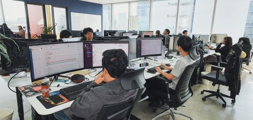 Web application development services at Seven Peaks
