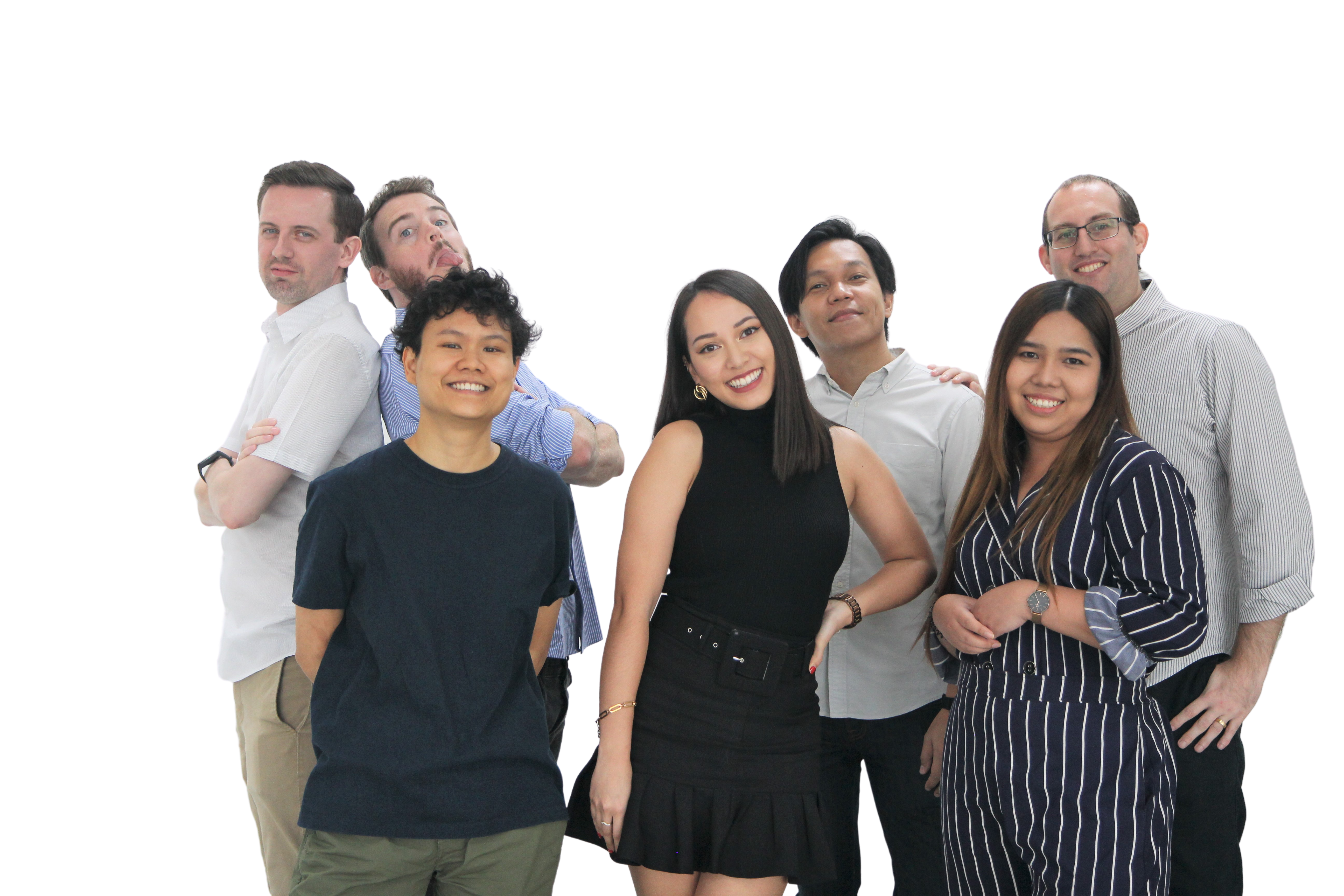 UX UI design company in Bangkok Thailand - Seven Peaks Software design team