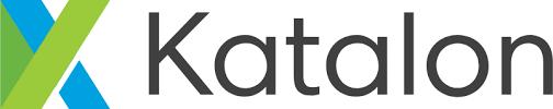Katalon logo qa testing tool