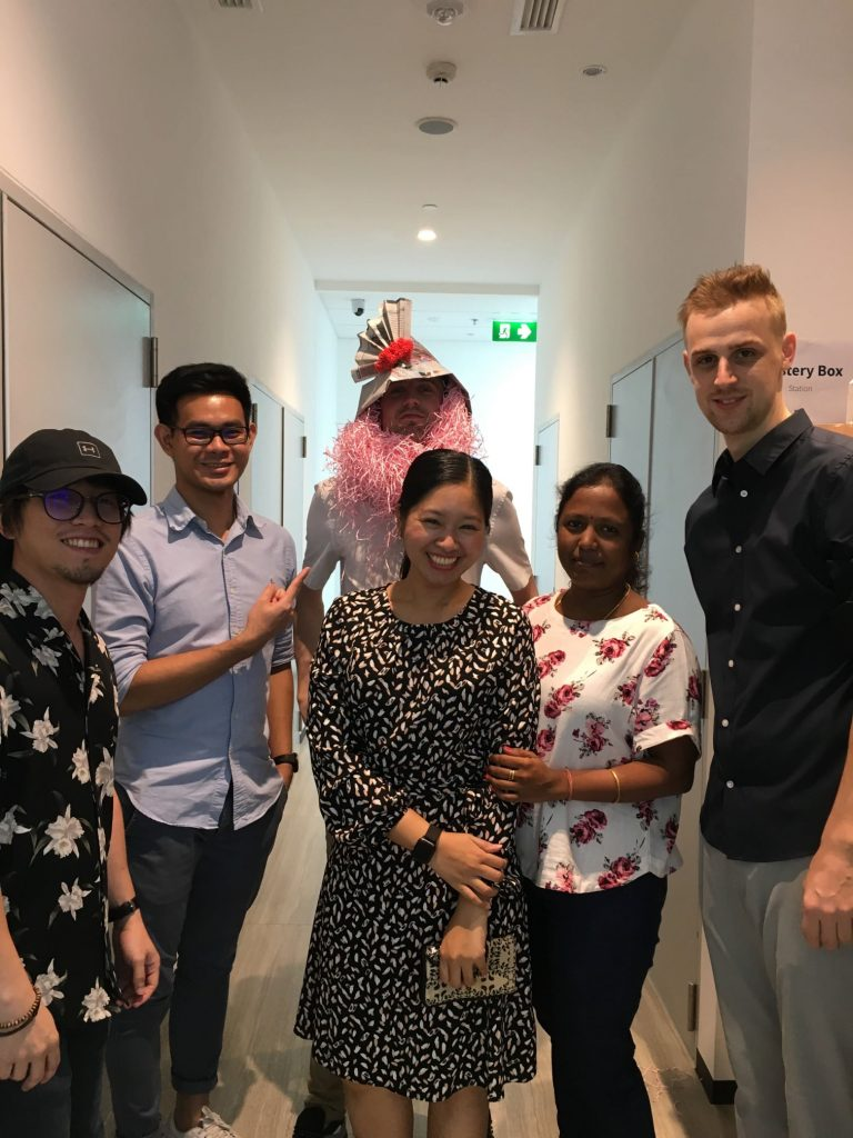 Careers and life at Seven Peaks Software in Bangkok Thailand