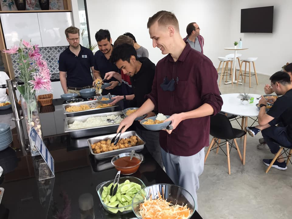 Careers, benefits, and life at Seven Peaks Software in Bangkok Thailand
