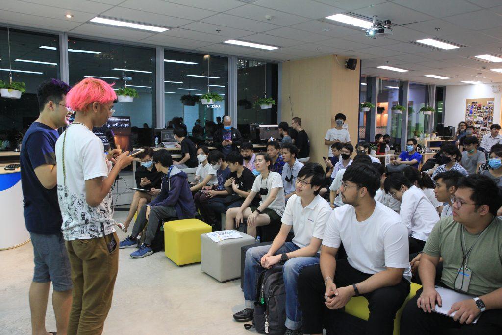 Seven Peaks Speaks, Bangkok tech events at Seven Peaks Software in Bangkok Thailand