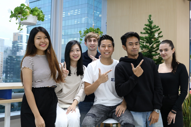 Sovannthida Sin (Thida), Digital marketing intern at Seven Peaks Software in Bangkok Thailand