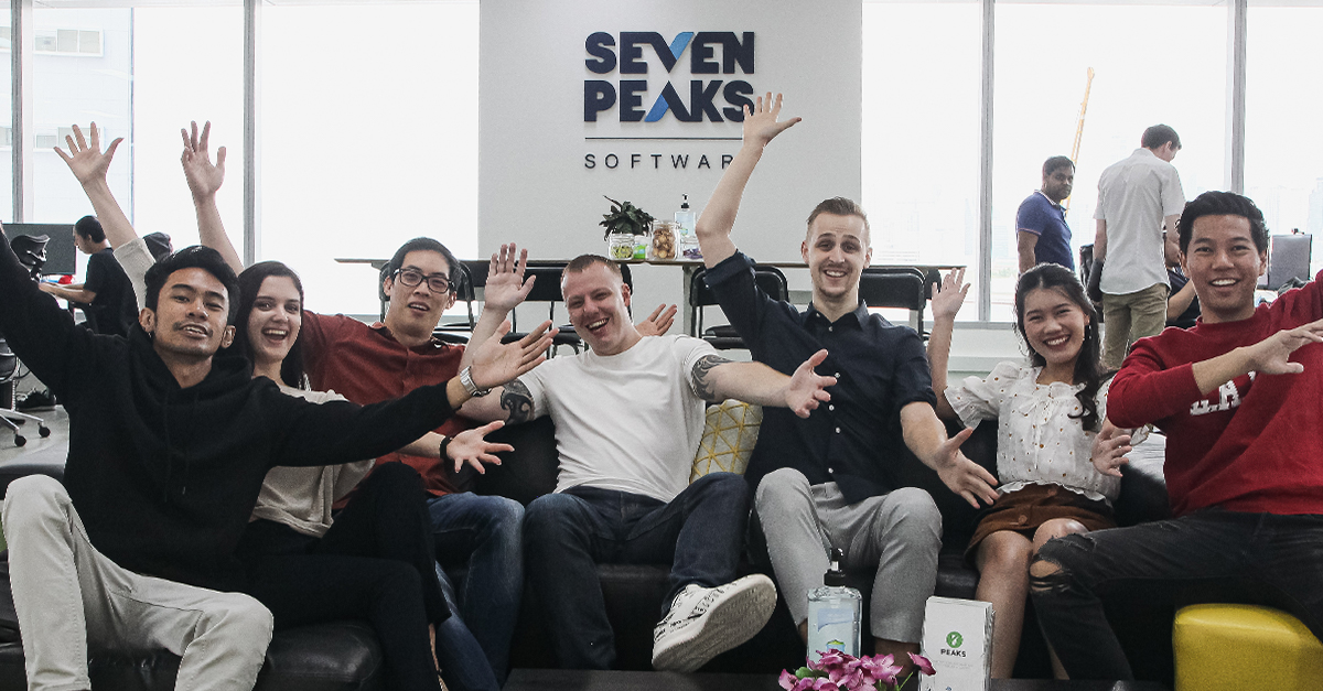 IT jobs in Thailand - careers at Seven Peaks Software