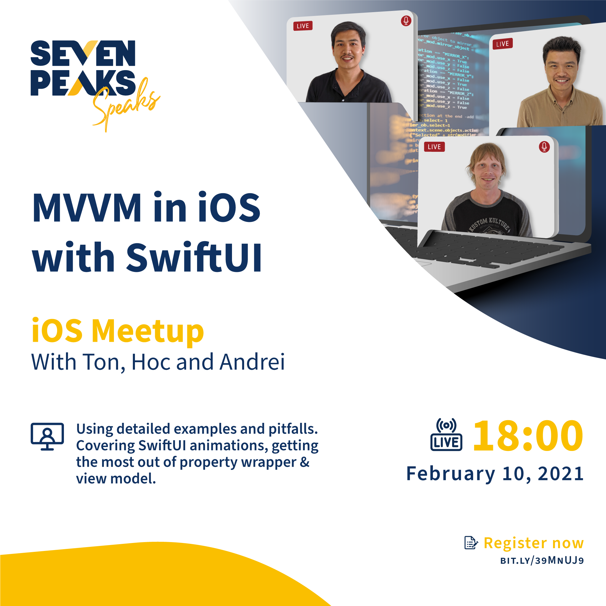 MVVM in iOS with SwiftUI: Detailed examples and pitfalls you should know