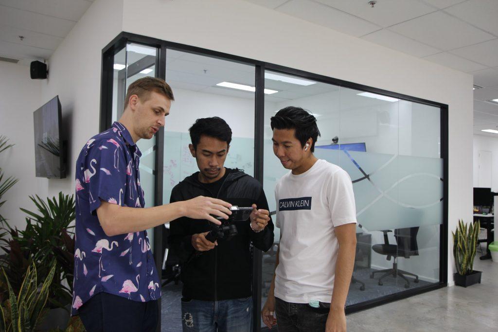 Gen C in Thailand - Seven Peaks Software
