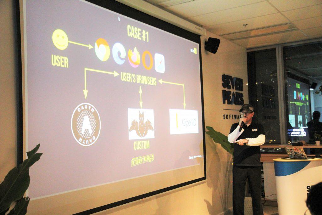 BKK JS return JavaScript style guide with Seven Peaks Speaks - Javascript Thailand event