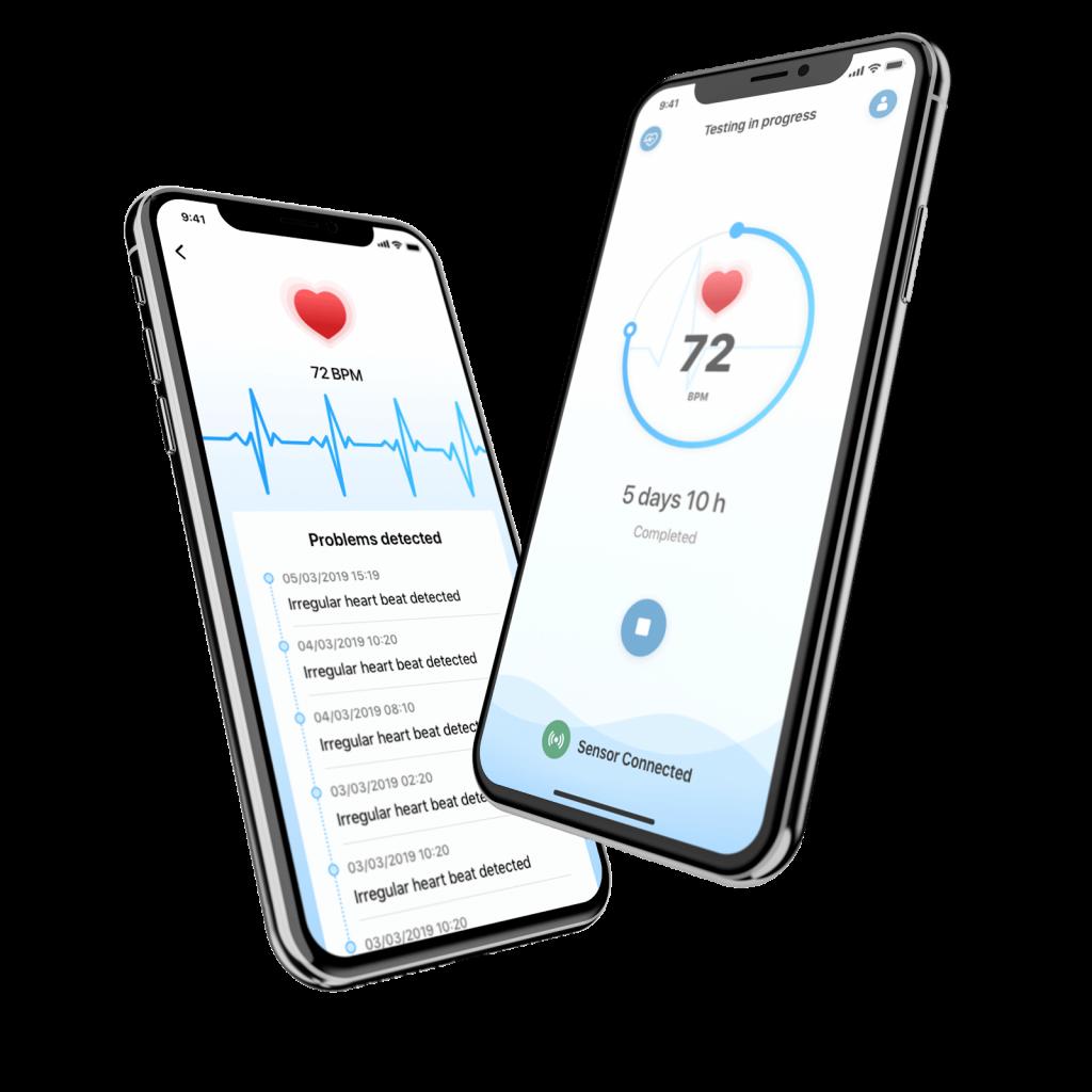 Seven Peaks Software UX UI Design for healthcare mobile app development