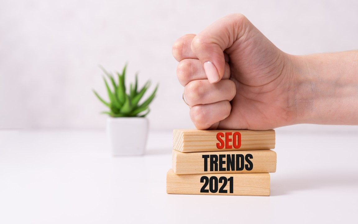 SEO Strategy in 2021